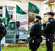 Mulher alemã pega seis anos de prisão por planejar ataques terroristas