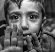 'Infância refugiada' é exposta pela última vez no Ceará