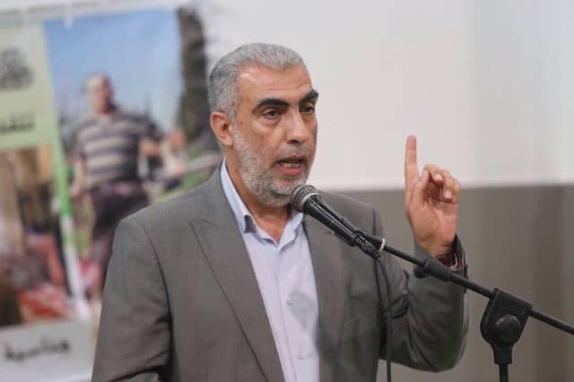 O vice-chefe do movimento islâmico em Israel, Sheikh Kamal al-Khatib [Centro de Informações da Palestina]