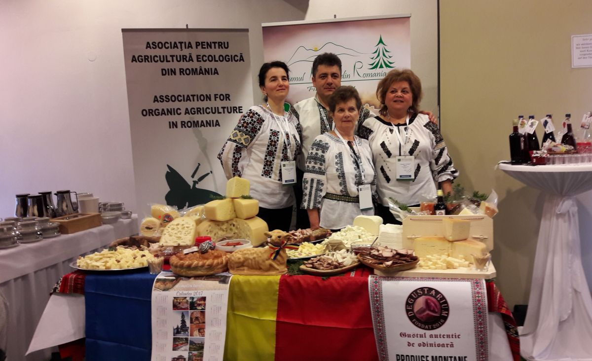 """Prezență românească în Germania la International Congress """"Global Peasants Rights"""""""