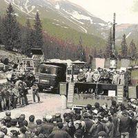 Unități miniere existente de-a lungul timpului în Țara Dornelor