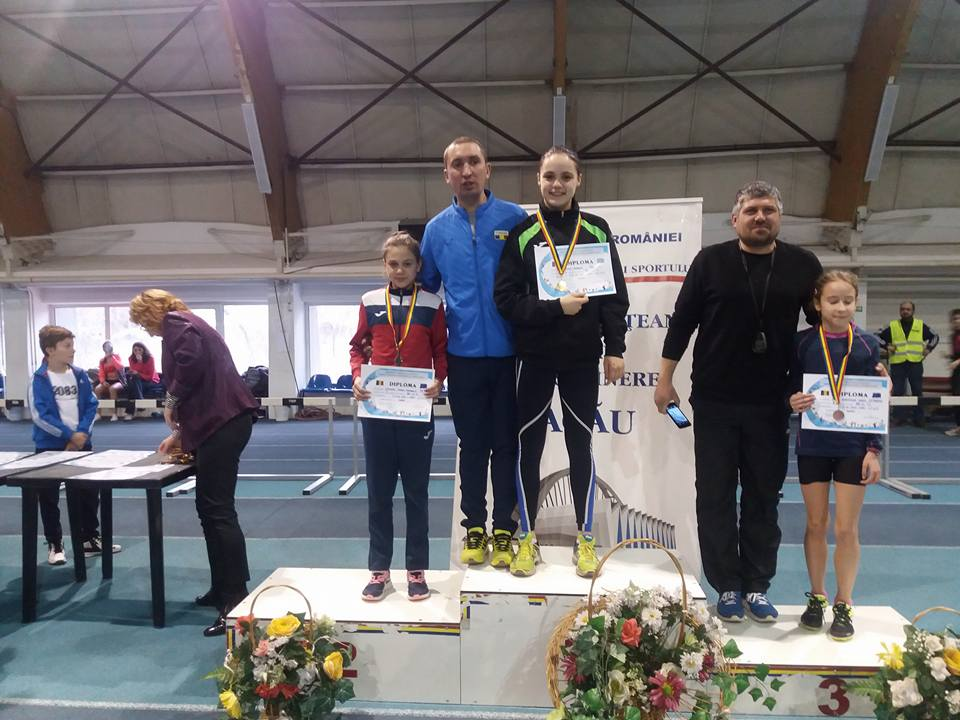 Patru medalii pentru CSM Dorna la Campionatul Național de Copii 1, 2 și 3