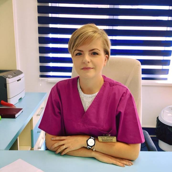 Capcanele dietelor de slăbire. Interviu cu Larisa Cristea, nutriționist la Dorna Medical