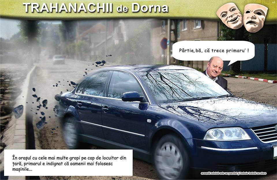 Trahanachii de Dorna - martie 2019