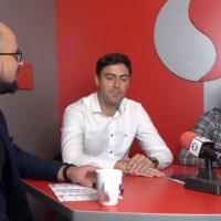 VIDEO. Radu Adrian Rey și Bogdan Apetrii, USR-Plus, candidați la funcțiile de primar și consilier local, la Vatra Dornei