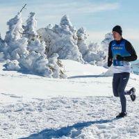 Iulian Pop, tânărul din Ciocănești care a câștigat o medalie de argint în urma participării la Vlădeasa Winter Trail