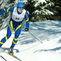 Andrei Sebastian Huțan a câștigat medalia de aur la Campionatul Național de Schi Fond