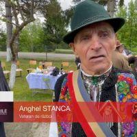 VIDEO. Ziua Eroilor a fost sărbătorită în comuna Dorna Arini, în prezența veteranului de război Anghel Stanca