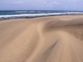 Am Cape Vidal zeigt sich zwischendurch die Sonne.