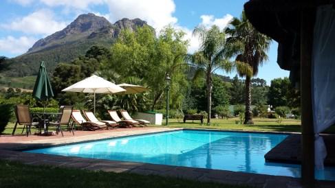 Für zwei Nächte geniessen wir die Gemütlichkeit des Orange-Ville Guesthouses, bevor es in die Mother City, Kapstadt geht.
