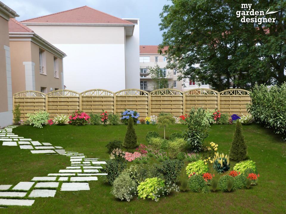 aménager un grand rez de jardin