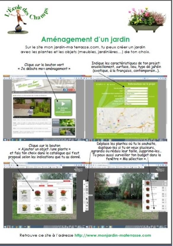 tutoriel logiciel aménagement jardin