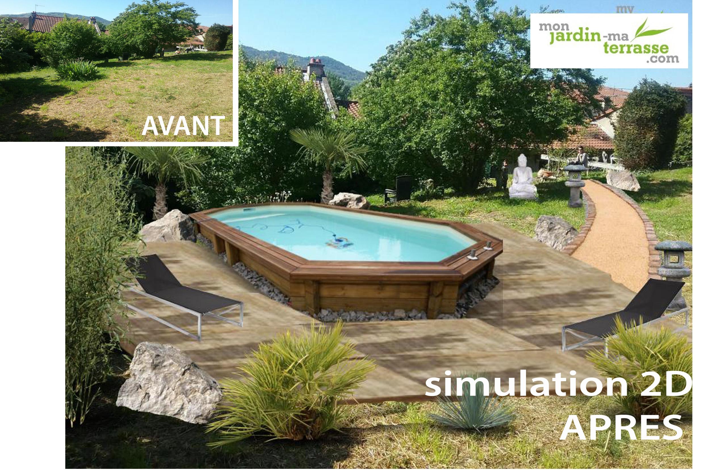 Choisir sa piscine hors sol monjardin - Realiser sa piscine ...