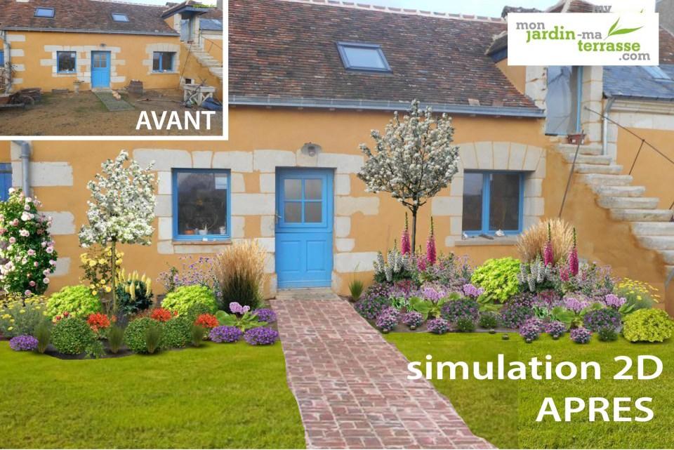 Aménager un jardin style cottage anglais
