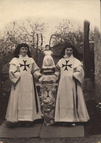 Monjas de Suesa princicpios siglo XX