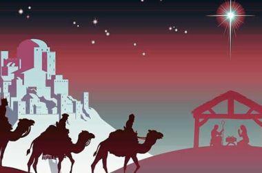 Llegaron ya los Reyes y eran tres…