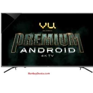 VU 108 cm (43 Inches) 4K Ultra HD Smart LED TV 43 OA