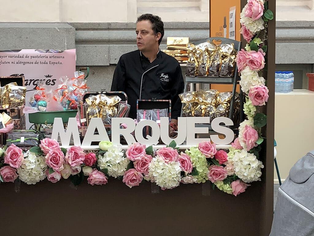 Salón Internacional del Chocolate Madrid 2018-12