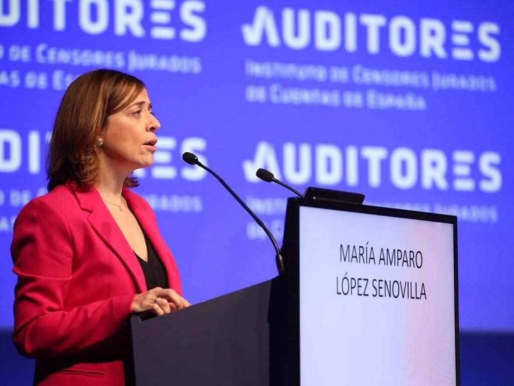 ponencia de Maria Amparo López Senovilla
