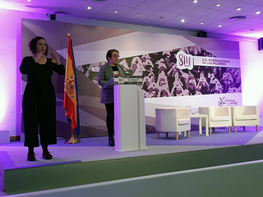 """Inauguración el Encuentro """"Mujeres y Liderazgo"""""""