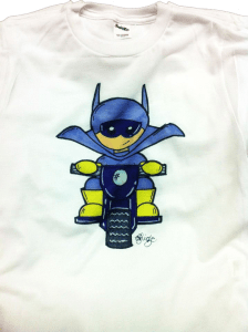 Dye Sublimation - Batman