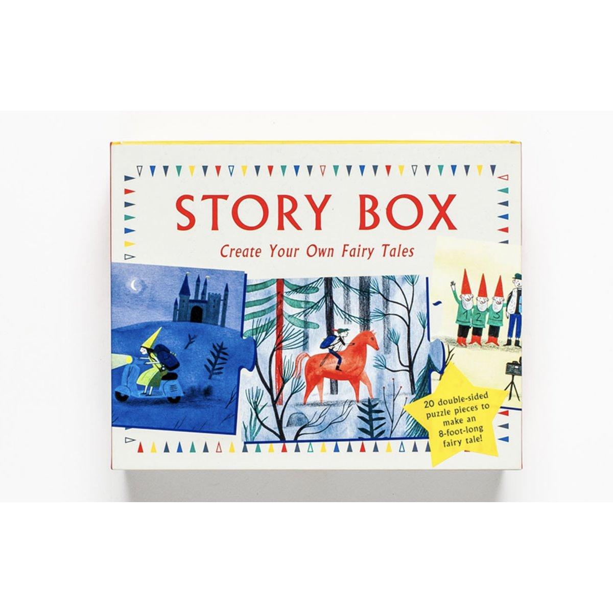 Monkeymccoy Story Box