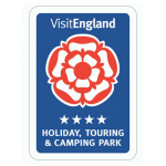 Visit England Award Monkey Tree Holiday Park