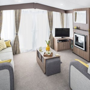 Watergate holiday home at Monkey Tree Holiday Park