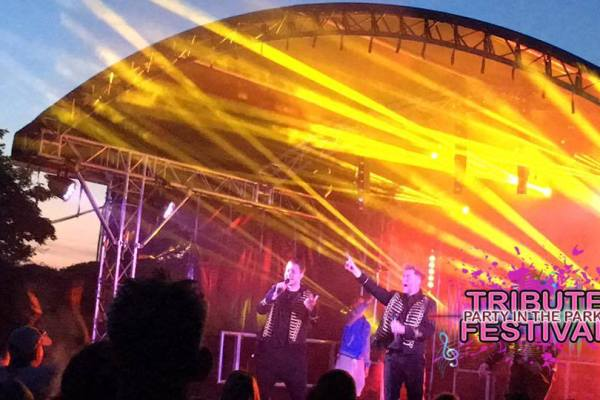 Party in the Park at Monkey Tree Holiday Park