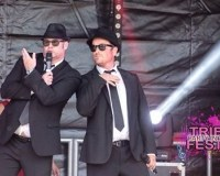 blues brothers on the run