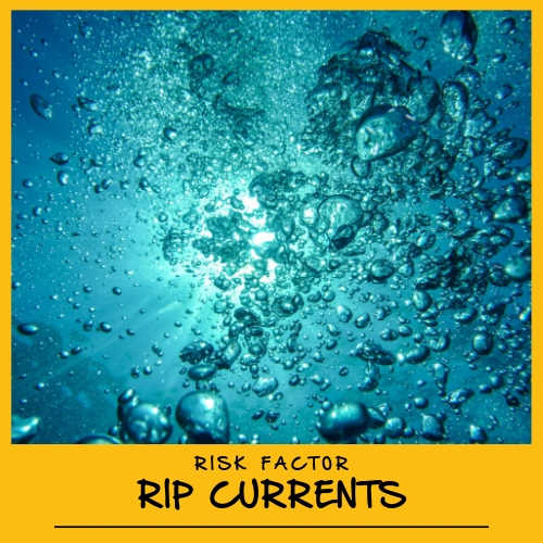 RNLI risk factor rip currents