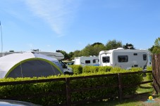 camping at one of best holiday parks Newquay