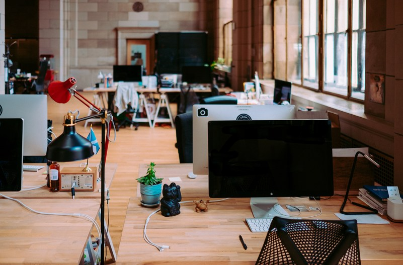 A workspace is so much more than a space to work