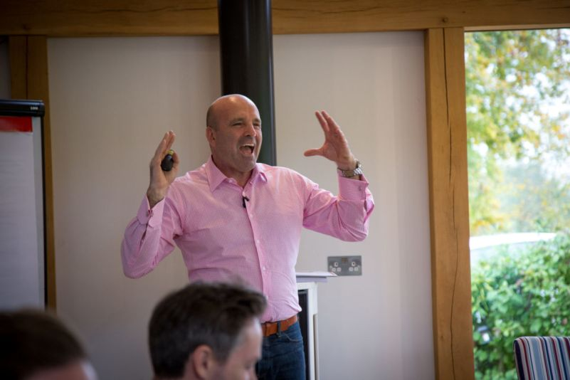 rhythms for scaling up business Dominic Monkhouse