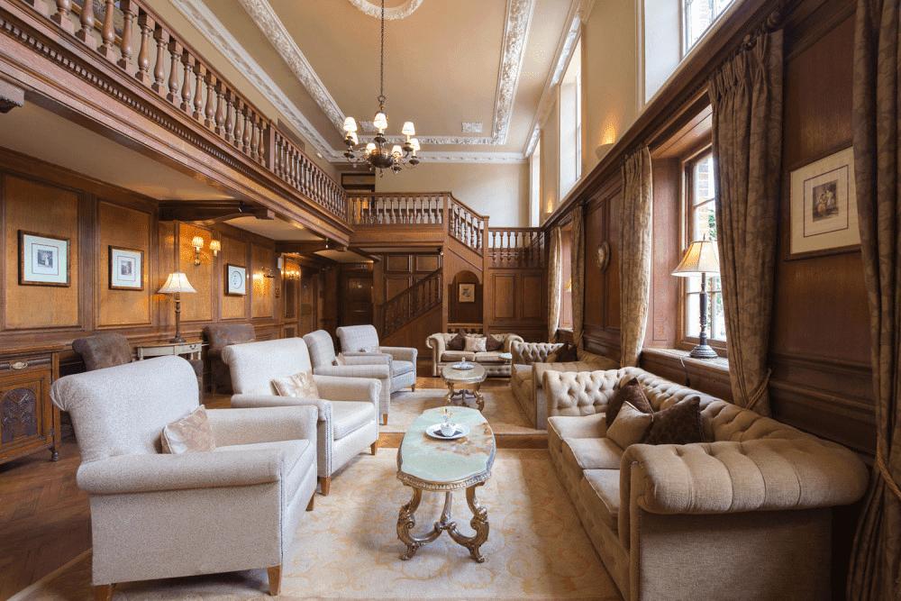 Bartley Lodge Accommodation