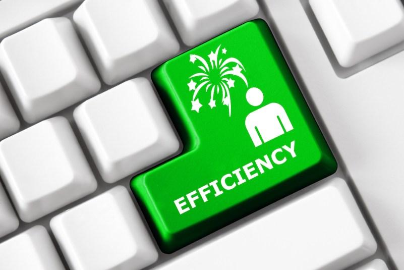 labour efficiency ratio