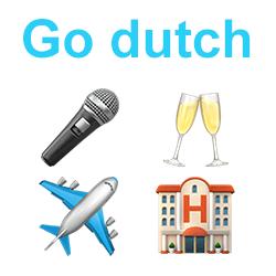 Go Dutch - Monki App