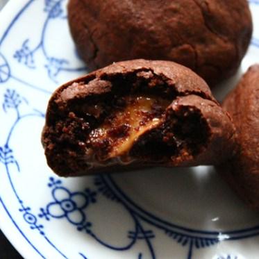 Toffifee-Cookies Rezept