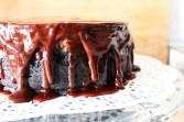 Schoko-Karamell-Käse-Torte Rezept