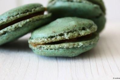Macaron Rezept green