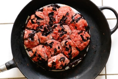 Rote Beete Schoko Sauerteig Swirl Brot