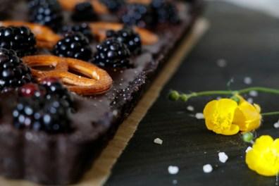 Schoko-Brezel-Oreo-Kuchen
