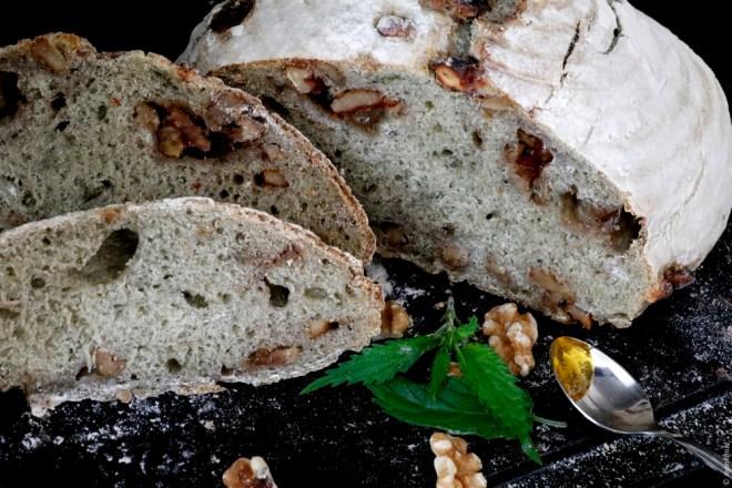 Karamellwalnuss-Brot