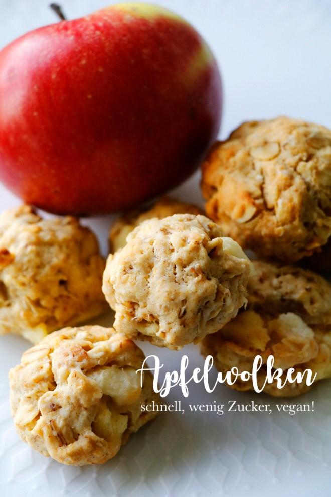 Herbstcookies vegan