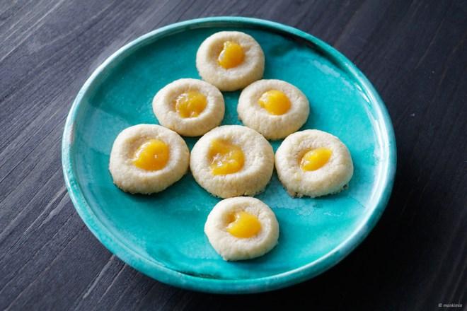 Engelsaugen Kekse