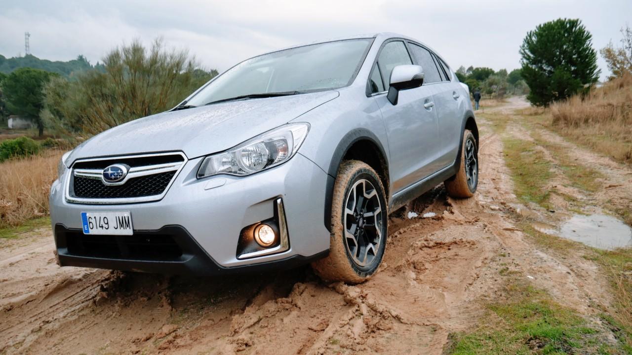 Prueba Subaru XV