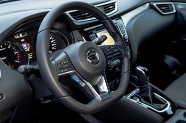 Nissan Qashqai - Puesto de mandos
