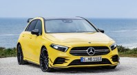 AMG A35 Front