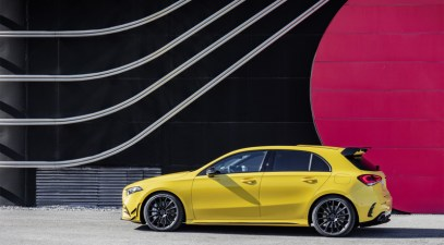 AMG A35 Lateral