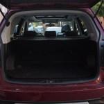 Con los asientos sin plegar, el maletero tiene una capacidad de 505 litros